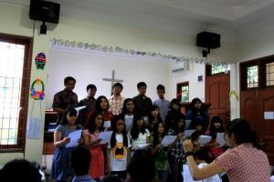 Remaja HKBP Serpong