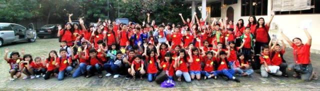 Sekolah Minggu HKBP Serpong 2