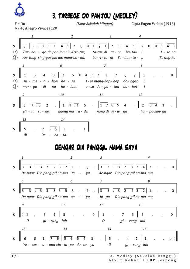 3 Medley (SM)
