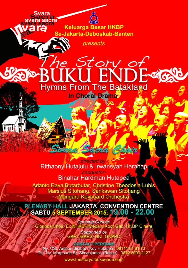 The Story of Buku Ende