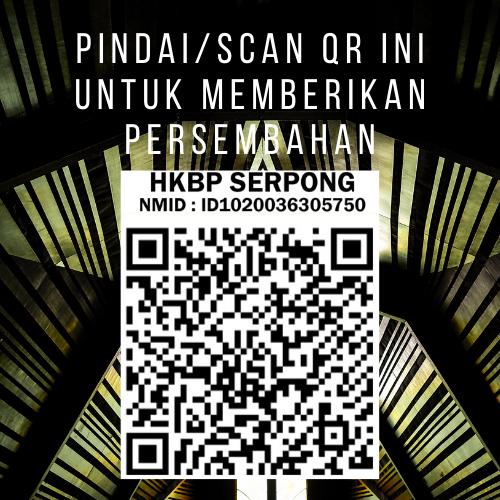 QRIS HKBP Serpong